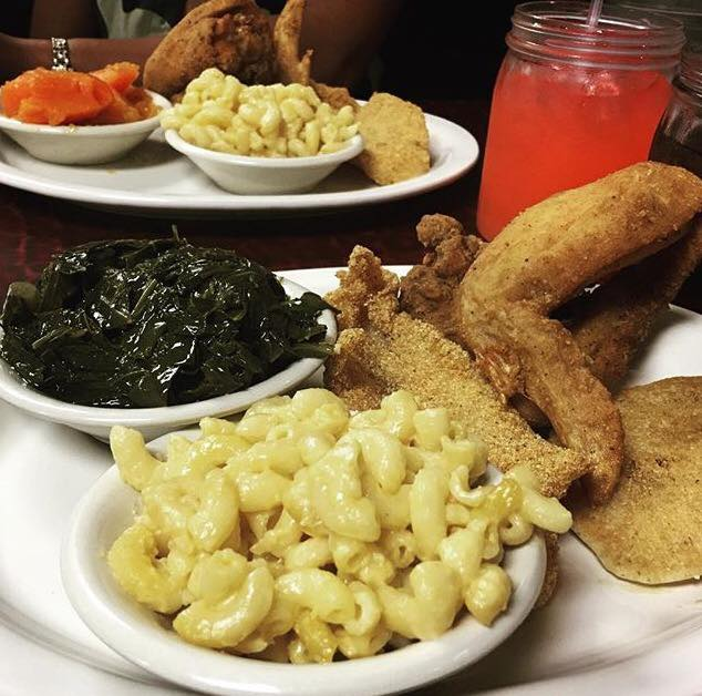 Kountry Kitchen Soul Food Place | Eboneats - Find Black food & drink