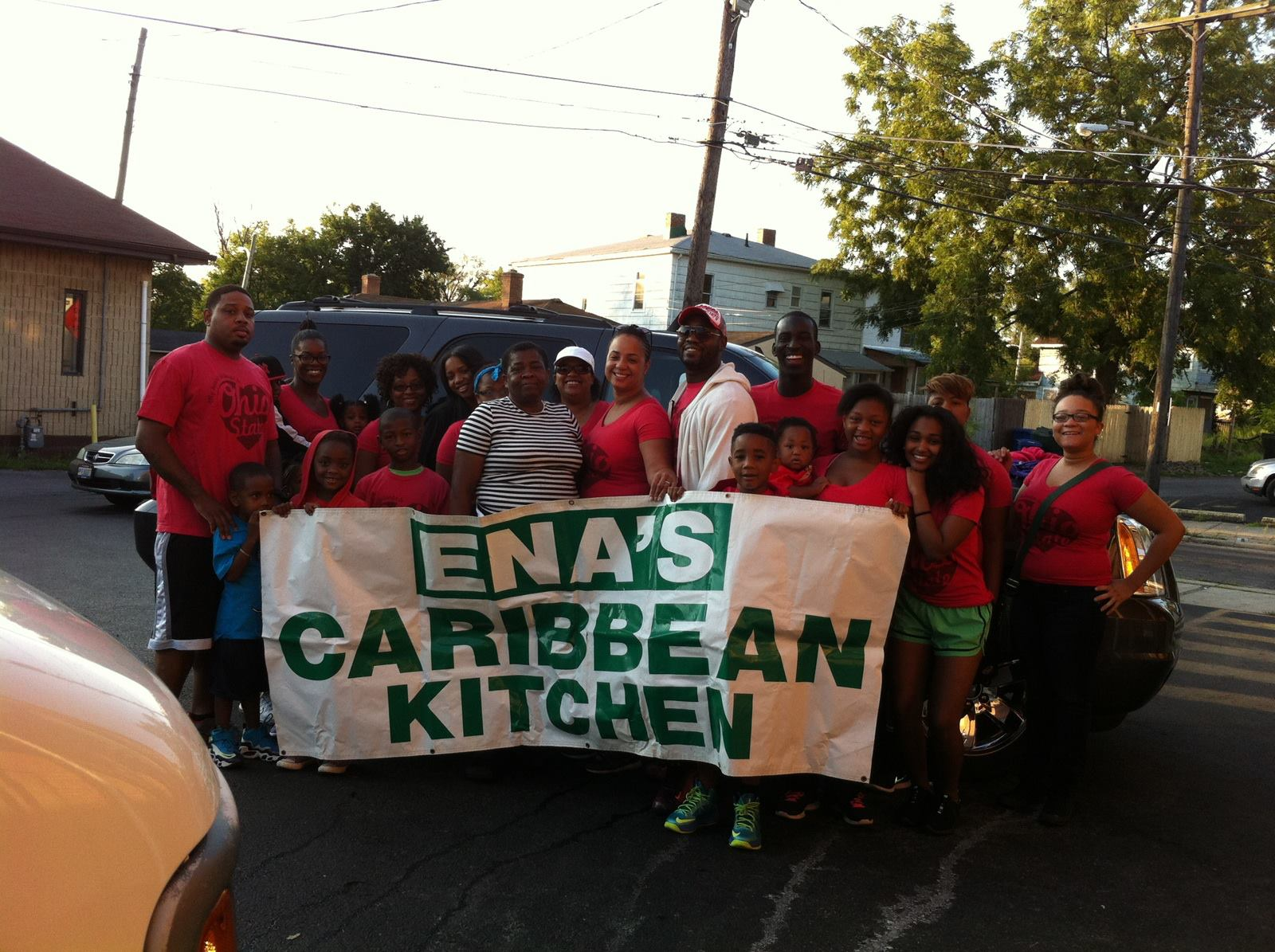 Ena S Caribbean Kitchen Sunday